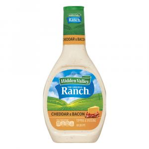 Hidden Valley Ranch Cheddar Bacon Dressing