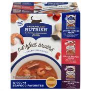 Rachael Ray Nutrish Purrfect Broths Seafood Favorites