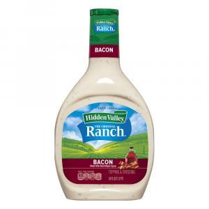 Hidden Valley Ranch Original Ranch w/Bacon Salad Dressing