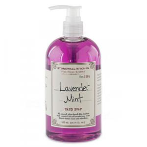 Stonewall Kitchen Lavender Mint Hand Soap