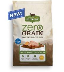 Rachael Ray Nutrish Zero Grain Chicken & Sweet Potato