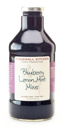 Stonewall Kitchen Blueberry Lemon Mint Mixer