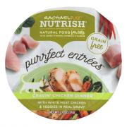 Rachael Ray Nutrish Purrfect Entrees Cravin' Chicken