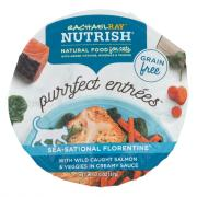 Rachael Ray Nutrish Purrfect Entrees Sea-Sational Florentine