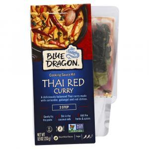 Blue Dragon 3 Step Thai Red Curry