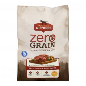 Rachael Ray Nutrish Zero Grain Beef and Bison