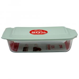 Pyrex 9x13 Deep Glass Baking Dish with Lid