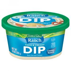 Hidden Valley Classic Ranch Dip