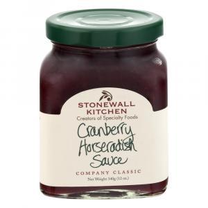 Stonewall Kitchen Horseradish Sauce