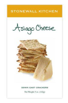Stonewall Kitchen Asiago Cheese Crackers