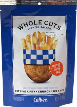 Calbee Whole Cuts Lightly Salted