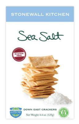 Stonewall Kitchen Sea Salt Crackers