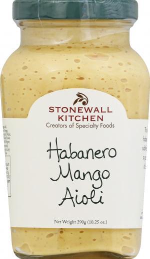 Stonewall Kitchen Habanero Mango Aioli
