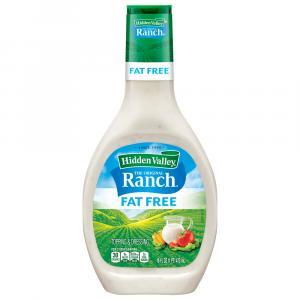 Hidden Valley Ranch Fat Free Ranch Salad Dressing