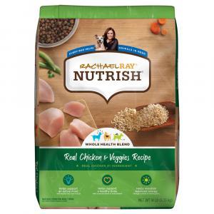 Rachael Ray Nutrish Real Chicken & Vegetables