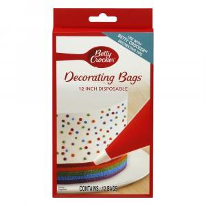 Betty Crocker Decorating Bags