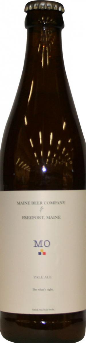 Maine Beer Company Mo