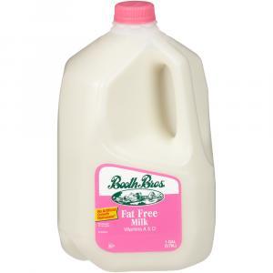Booth Brothers Skim Milk