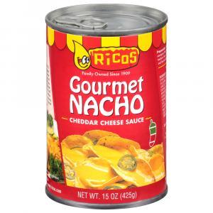 Ricos Gourmet Nacho Cheese Sauce