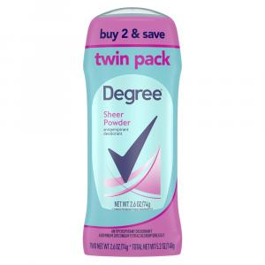 Degree Sheer Powder Invisible Solid Deodorant