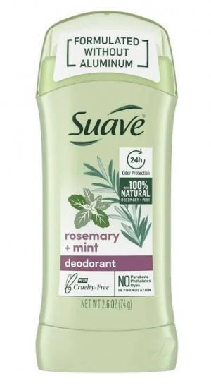 Suave Rosemary + Mint Deodorant