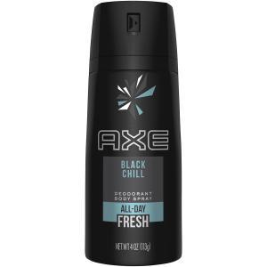 Axe Black Chill Daily Fragrance Spray