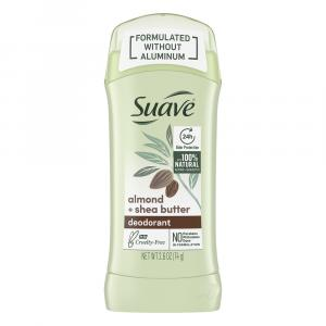 Suave Almond + Shea Butter Deodorant