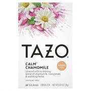 Tazo Herbal Calm Tea Bags