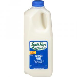 Booth Brothers 1% Milk