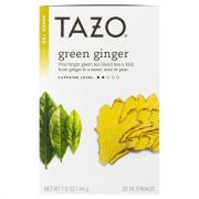 Tazo Green Ginger Tea Bags