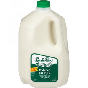 Booth Brothers 2% Milk