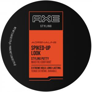 Axe Charged Spike-Up Look Putty