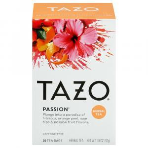 Tazo Passion Herb Tea Bags