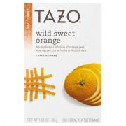 Tazo Wild Sweet Orange Tea Bags