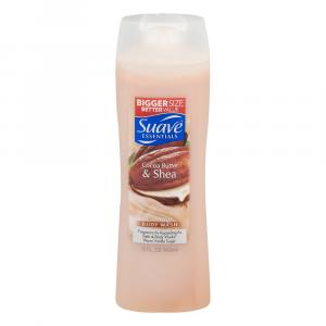 Suave Cocoa & Shea Butter Body Wash