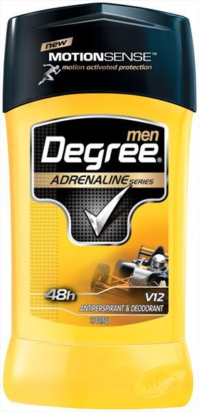 Degree For Men Absolute Protection V12 Invisible Solid