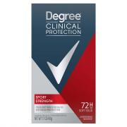Degree Men Clinical + Sport Strength Deodorant