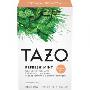 Tazo Refresh Mint Herbal Tea Bags