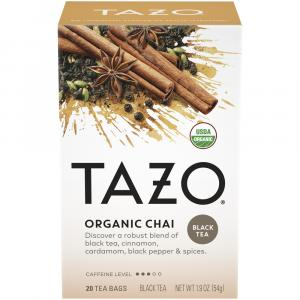 Tazo Organic Chai Filter Tea Bags