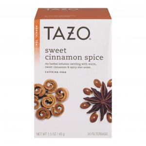 Tazo Sweet Cinnamon Spice Tea Bags