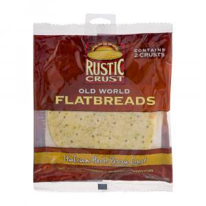 """Rustic Crust 7"""" Italian Herb Pizza Crust"""