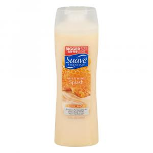 Suave Milk and Honey Splash Creamy Body Wash