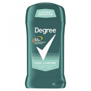 Degree Cool Comfort Invisible Solid Deodorant