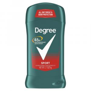 Degree Sport Scent Invisible Solid Deodorant