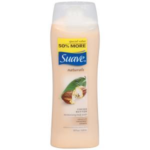 Suave Cocoa & Shea Butter Body Wash