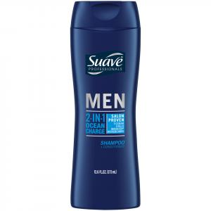 Suave Men's 2in1 Shampoo & Conditioner