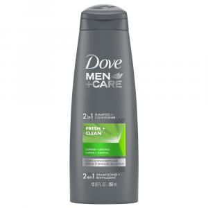 Dove Men +Care Shampoo + Conditioner Fresh Clean