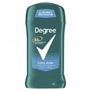 Degree Ultra Cool Rush Invisible Solid Deodorant