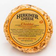 Herkimer Cheese Sharp Cheddar Cheese Ball