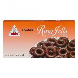 Joyva Orange Ring Jells